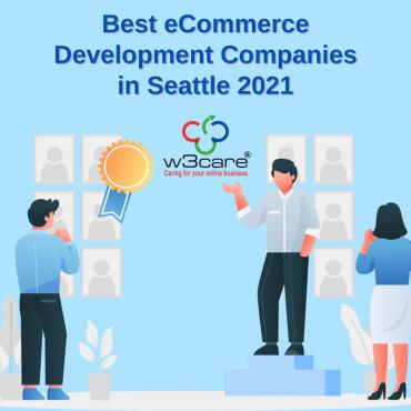 W3care Technologies Pvt Ltd. Named Top Ecommerce Website  Developer in Seattle by Digital.com
