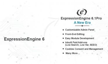 ExpressionEngine 6.1 PRO