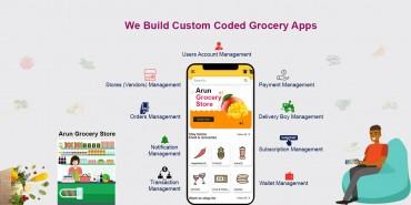 Grocery App Development Company USA