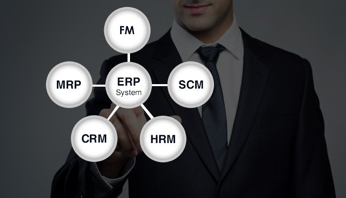 How is ERP helping to make business life easy?