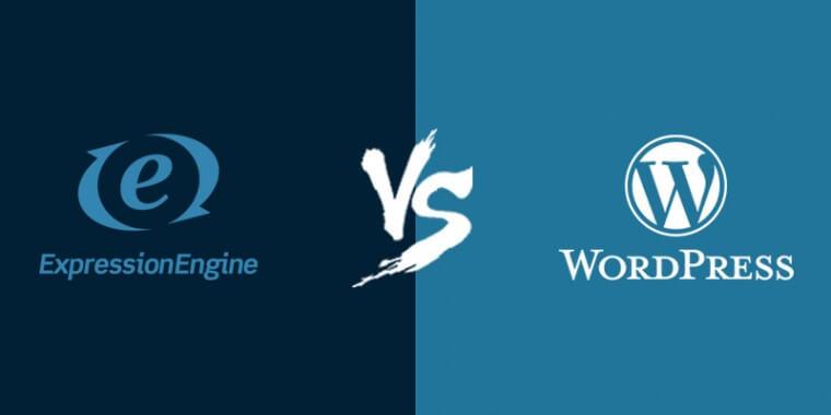 ExpressionEngine VS WordPress: Which one is better?