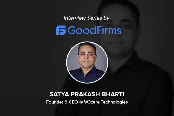 GoodFirms Interviewed CEO of top Web Development Company of Washington