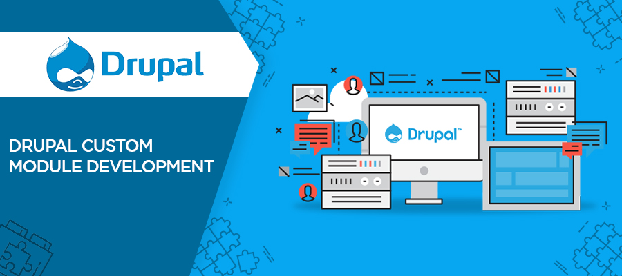 drupal custom module development
