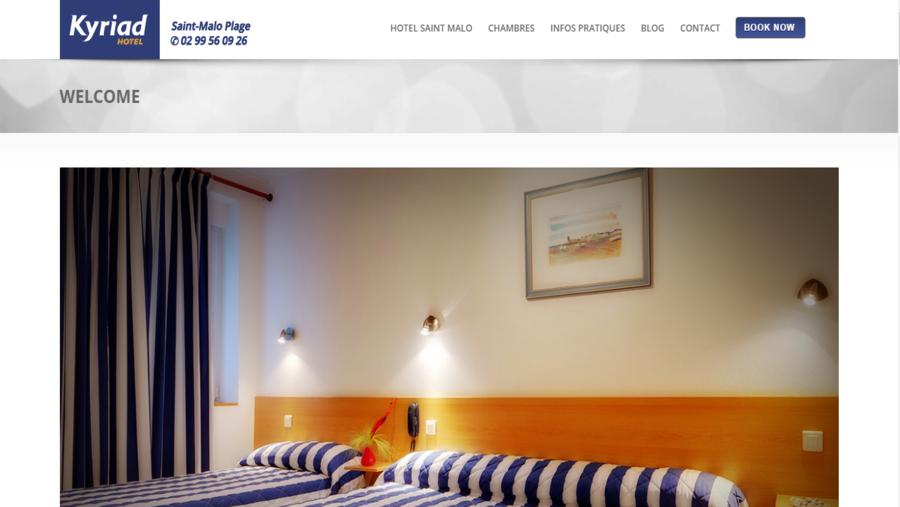Hotel Saint Malo