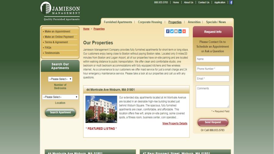 Jamieson Management Company