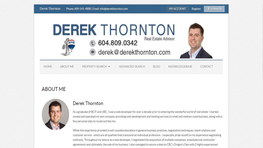 Derek Thornton