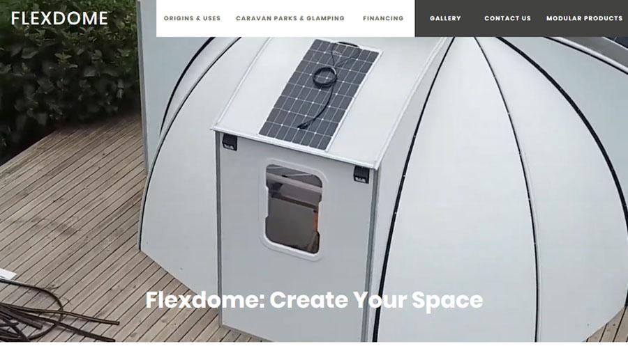 Flexdome