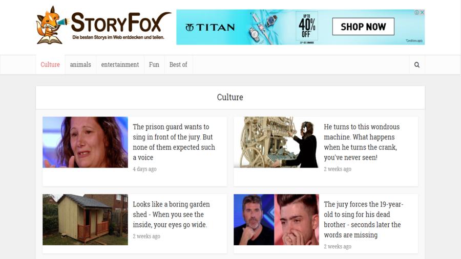 StoryFox