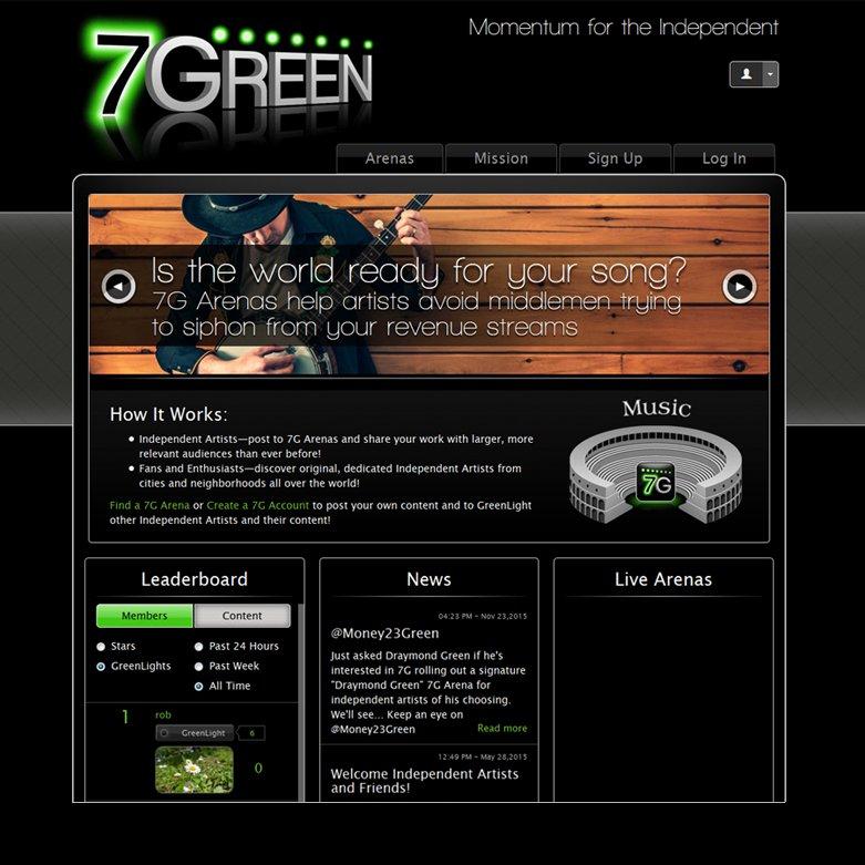 7 Green Lights