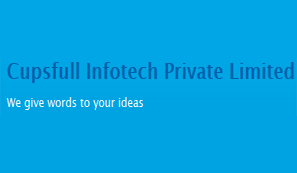 Cupsfull Infotech Private Limited- content services provider