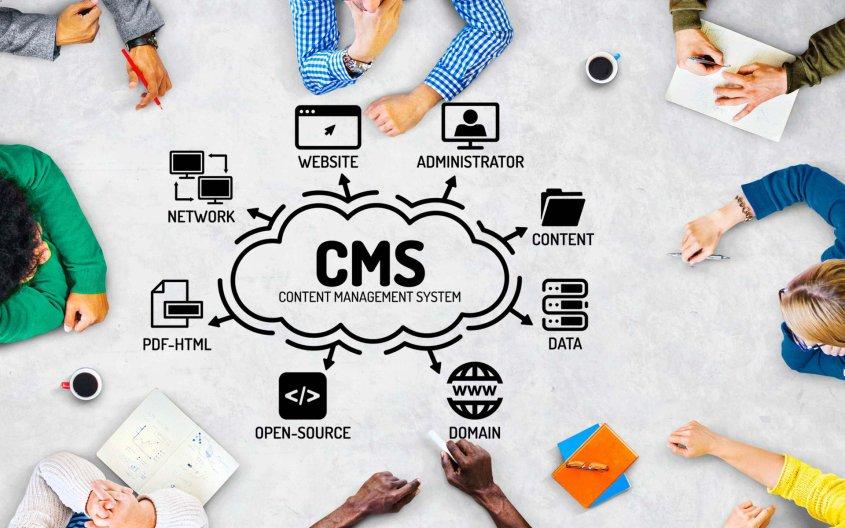 Custom CMS Development Services