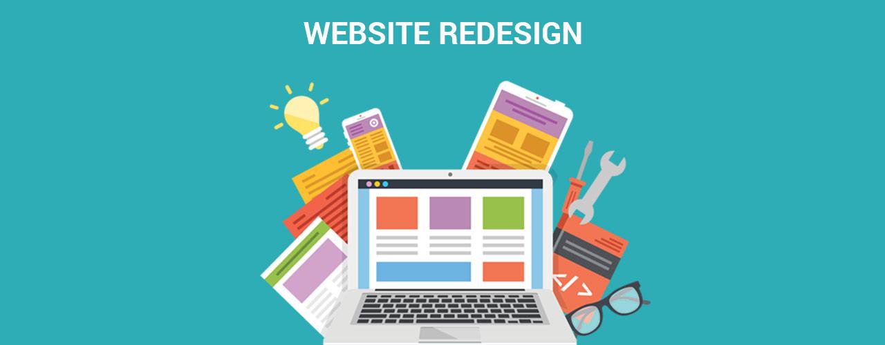 Website Redesign Services India